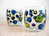 Hand- painted Glasses_ i2