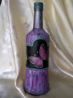 Painted Bottles-12