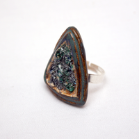 Ring of ceramics and glass-5202
