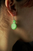 Quiling Earrings_two circles-4